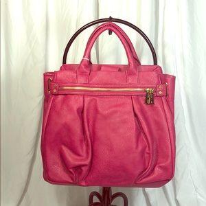 Pink Olivia + Joy Large Handbag